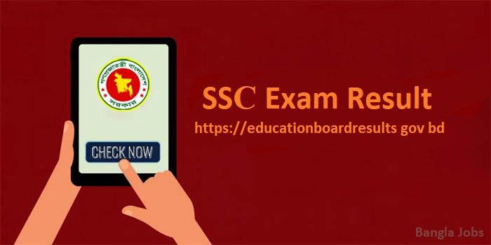 SSC Exam Result   education board results gov bd